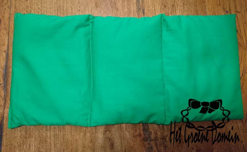 Warmtezak Donker Groen